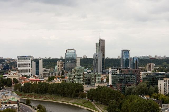 Panorama Wilna