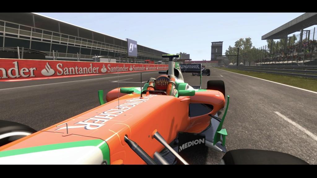 Wygrany wyścig w F1 2011