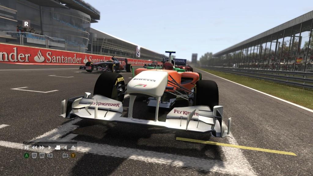 Pole Position w F1 2011