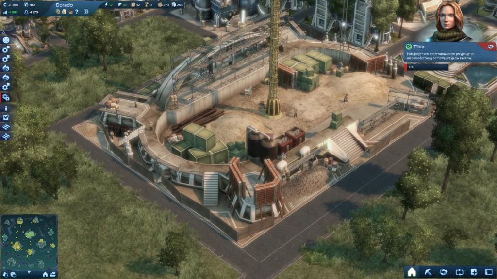 Anno 2070 - Budowa monumentu