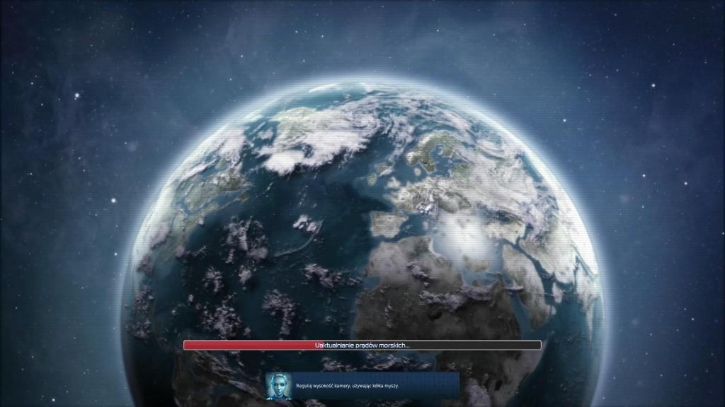 Anno 2070 - Ekran ładowania