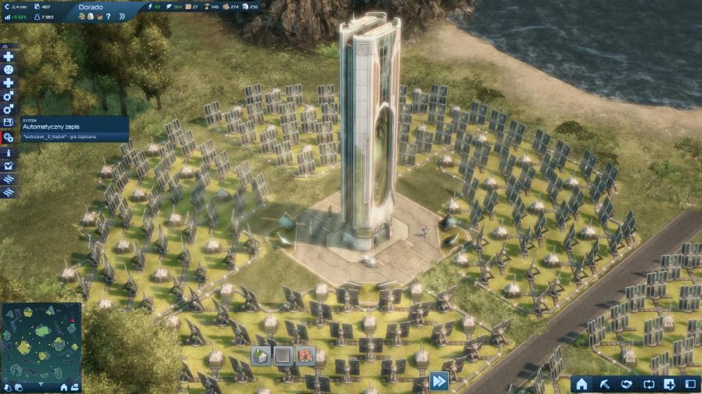 Anno 2070 - Elektrownia słoneczna