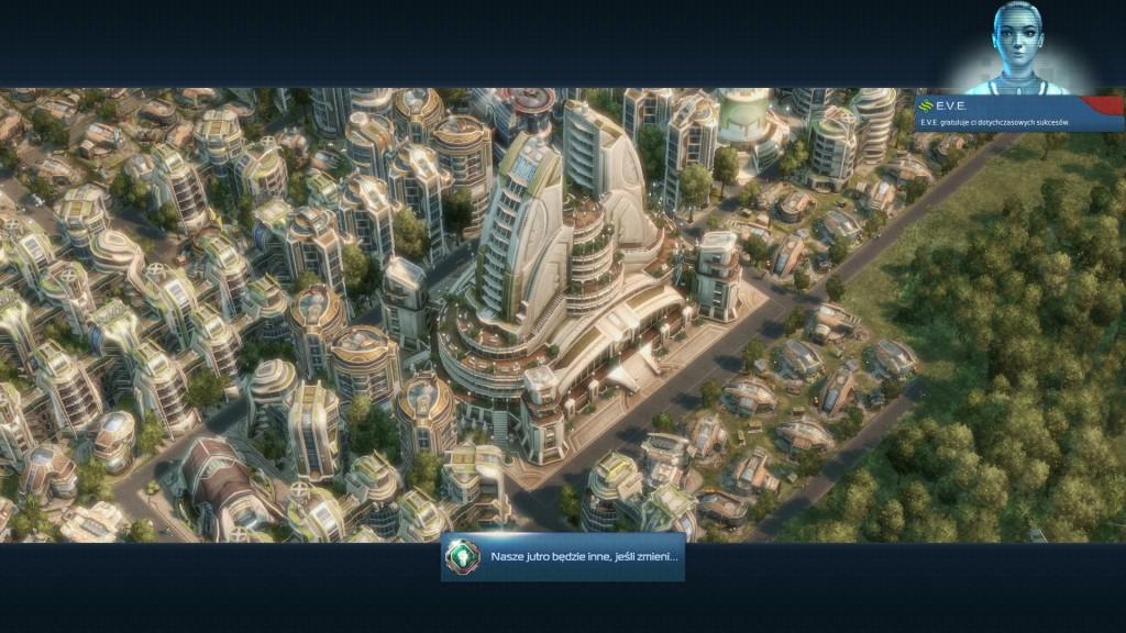 Anno 2070 - Misja zakończona sukcesem