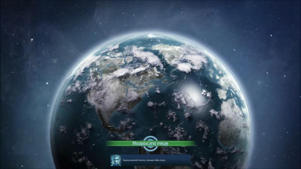 Anno 2070 - Początek misji