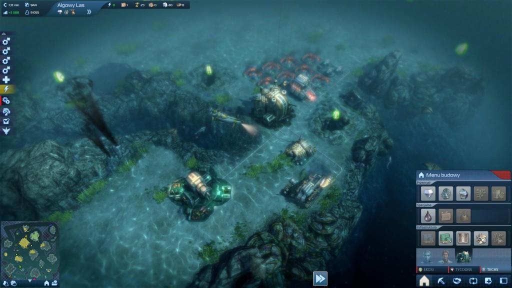 Anno 2070 - Podwodna baza