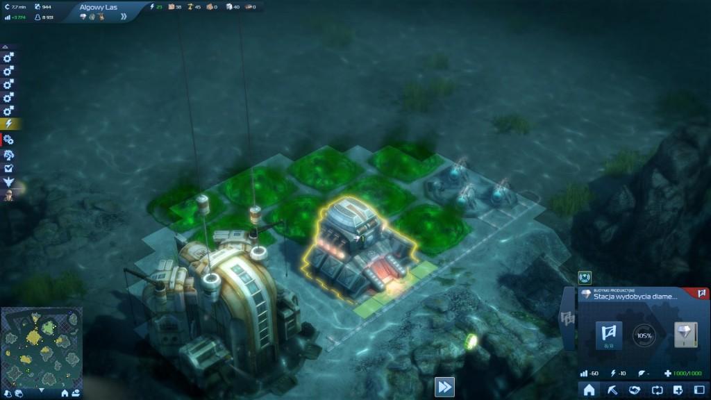 Anno 2070 - Stacja wydobycia diamentów