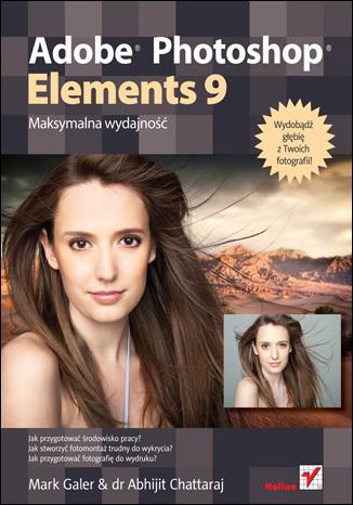 Okładka książki Adobe Photoshop Elements 9 Maksymalna wydajność (z Helion.pl)