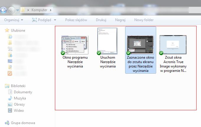 Obszar zrzutu ekranu określony za pomocą zaznaczenia prostokątnego Narzędzia wycinania_edytowany-1