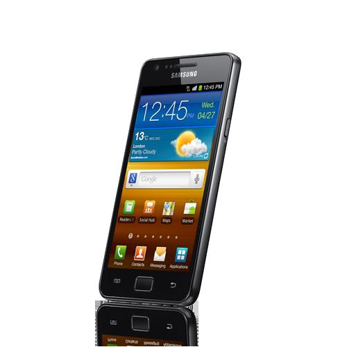 Samsung Galaxy S2 (źródło samsung.com)