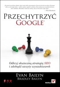 Okładka książki przechytrzyć Google (z helion.pl)