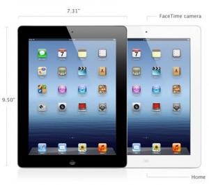 Apple iPad (źródło apple.com)