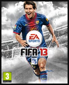 FIFA 13 - okładka (źródło: easports.com)