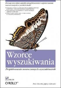 Okładka Wzorce wyszukiwania (źródło: helion.pl)