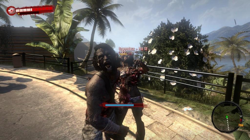 Modele Zombie są zróżnicowane i dopracowane - Dead Island
