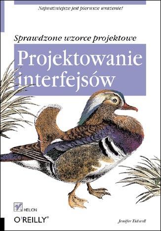 Okładka książki Projektowanie interfejsów