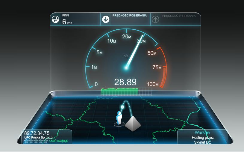 Test karty TP-LINK TL-WN822N