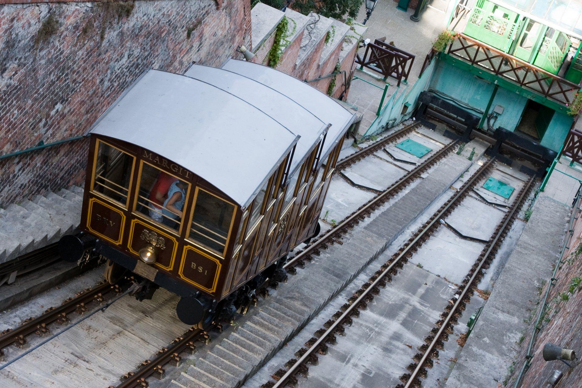 Kolejka Siklo w Budapeszcie