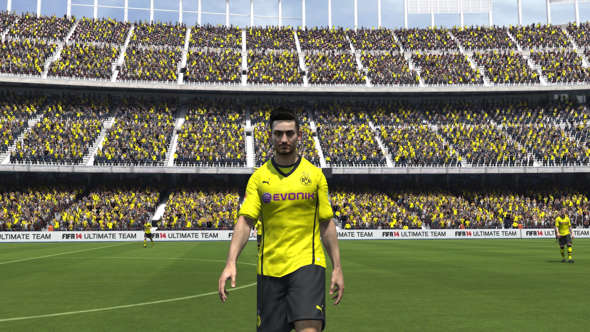 İlkay Gündoğan w FIFA 14