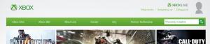 Serwis XBOX.COM w polskiej wersji językowej (źródło xbox.com)