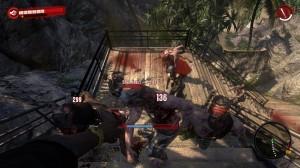 Walka z wieloma przeciwnikami nie jest rzadkością - Dead Island