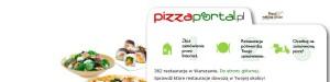 Pizza portal - baner górny